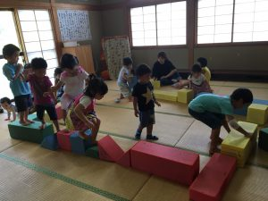 和田地区夏祭り〜〜☆